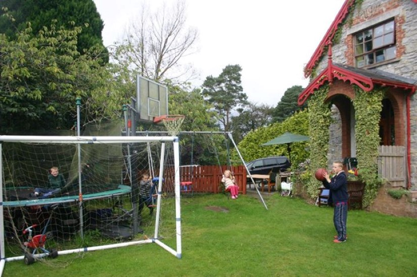 basketball, trampoline, slide, climb frame and slide.jpg