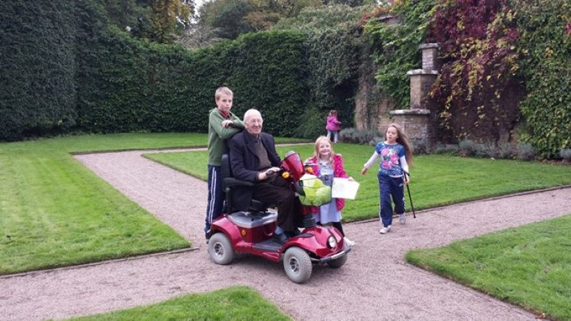 young and old enjoying grounds at florencecourt (scooter free to use).jpg
